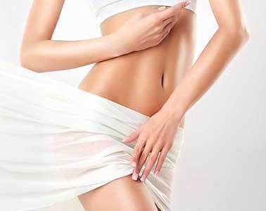 Cremes zum Abnehmen des menschlichen Rückens